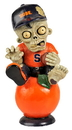 Syracuse Orange Zombie Figurine - Thematic w/Football