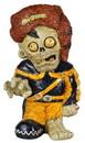 West Virginia Mountaineers Zombie Figurine - Thematic