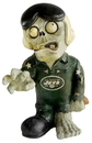 New York Jets Thematic Zombie Figurine