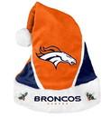 Denver Broncos Santa Hat Colorblock Special Order