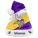 Minnesota Vikings Santa Hat Colorblock Special Order