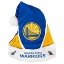 Golden State Warriors Santa Hat Colorblock Special Order