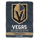 Vegas Golden Knights Blanket 46x60 Micro Raschel Break Away Design
