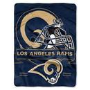 Los Angeles Rams Blanket 60x80 Raschel Prestige Design