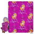 Frozen Blanket Disney Hugger Anna