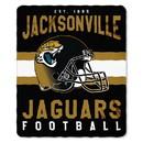 Jacksonville Jaguars Blanket 50x60 Fleece Singular Design