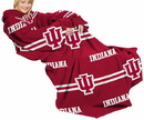 Indiana Hoosiers Blanket 48x71 Comfy Throw