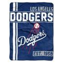 Los Angeles Dodgers Blanket 46x60 Micro Raschel Walk Off Design