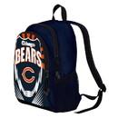Chicago Bears Backpack Lightning Style
