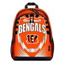 Cincinnati Bengals Backpack Lightning Style Special Order