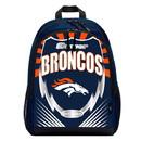 Denver Broncos Backpack Lightning Style