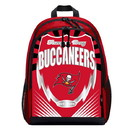 Tampa Bay Buccaneers Backpack Lightning Style