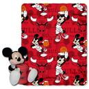 Oklahoma City Thunder Blanket Disney Hugger Special Order