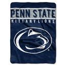 Penn State Nittany Lions Blanket 60x80 Raschel Basic Design