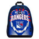 New York Rangers Backpack Lightning Style