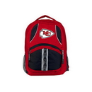 Kansas City Chiefs Backpack Captain Style Red and Black
