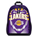Los Angeles Lakers Backpack Lightning Style