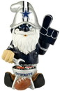Dallas Cowboys Garden Gnome 11 Inch Thematic Second String