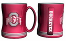 Ohio State Buckeyes Coffee Mug - 14oz Sculpted Relief - New