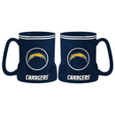 San Diego Chargers Coffee Mug - 18oz Game Time (New Handle)