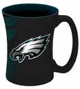 Philadelphia Eagles Coffee Mug - 14 oz Mocha