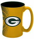 Green Bay Packers Coffee Mug - 14 oz Mocha