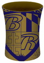 Baltimore Ravens Coffee Mug - 14 oz Mocha