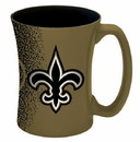 New Orleans Saints Coffee Mug - 14 oz Mocha