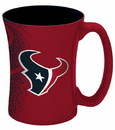 Houston Texans Coffee Mug - 14 oz Mocha