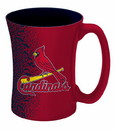 St. Louis Cardinals Coffee Mug - 14 oz Mocha