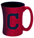 Cleveland Indians Coffee Mug - 14 oz Mocha