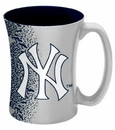 New York Yankees Coffee Mug - 14 oz Mocha