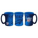 Oklahoma City Thunder Coffee Mug 14oz Mocha Style
