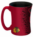 Chicago Blackhawks Coffee Mug - 14 oz Mocha