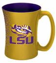 LSU Tigers Coffee Mug - 14 oz Mocha