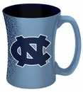 North Carolina Tar Heels Coffee Mug - 14 oz Mocha