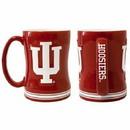 Indiana Hoosiers Coffee Mug - 14 oz Mocha