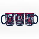 Los Angeles Angels Coffee Mug 17oz Spirit Style Special Order