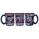 Washington Nationals Coffee Mug 17oz Spirit Style Special Order