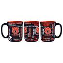 Auburn Tigers Coffee Mug 17oz Spirit Style Special Order