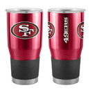 San Francisco 49ers Travel Tumbler 30oz Ultra Red
