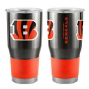 Cincinnati Bengals Travel Tumbler 30oz Ultra Orange