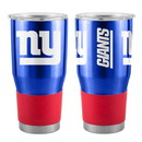 New York Giants Travel Tumbler 30oz Ultra Blue