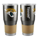 Jacksonville Jaguars Travel Tumbler 30oz Ultra Black