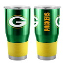 Green Bay Packers Travel Tumbler 30oz Ultra Green