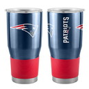 New England Patriots Travel Tumbler 30oz Ultra Navy