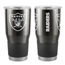 Oakland Raiders Travel Tumbler 30oz Ultra Black