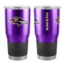 Baltimore Ravens Travel Tumbler 30oz Ultra Purple