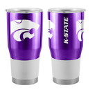 Kansas State Wildcats Travel Tumbler 30oz Ultra Purple - Special Order