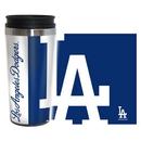 Los Angeles Dodgers Travel Mug 14oz Full Wrap Style Hype Design